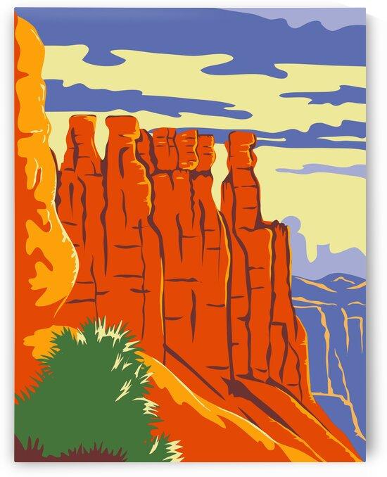 Bryce Canyon UTAH by Artistic Paradigms