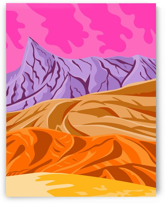 Death Valley National Park by Artistic Paradigms