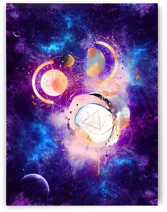 Dream Art XVIII - Cosmic World by Art Design Works