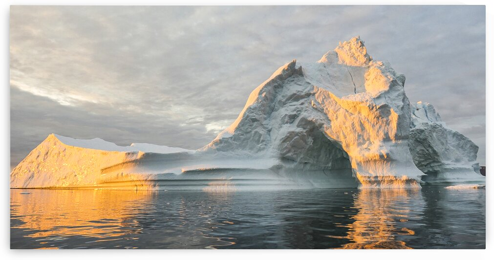 Warming Seas and Melting Ice Sheets. by 7ob