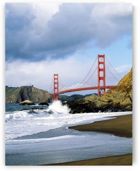 Golden gate bridge  San Fransisco USA.. by 7ob