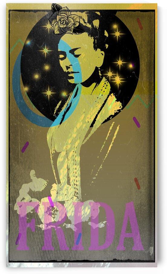 Frida II by Caroline Hulin