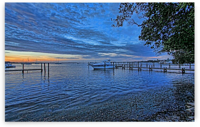 Morning Blues by HH Photography of Florida