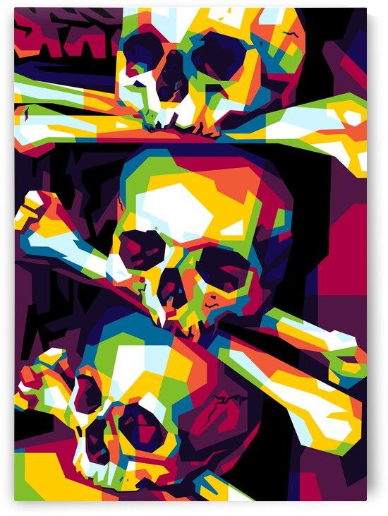 Death Skulls by wpaprint
