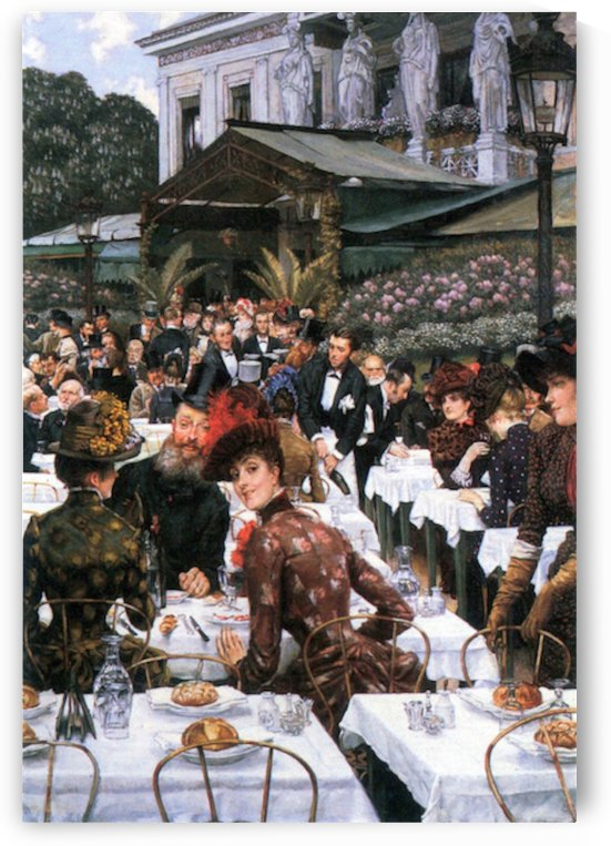 The women of the artist by Tissot by Tissot