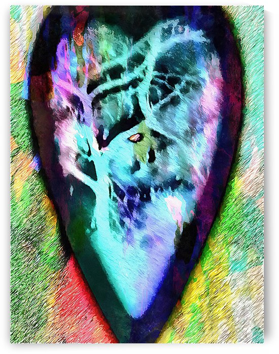 The Moon In My Heart 3 by Dorothy Berry-Lound