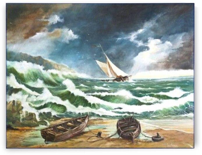 Sea by nana tchelidze