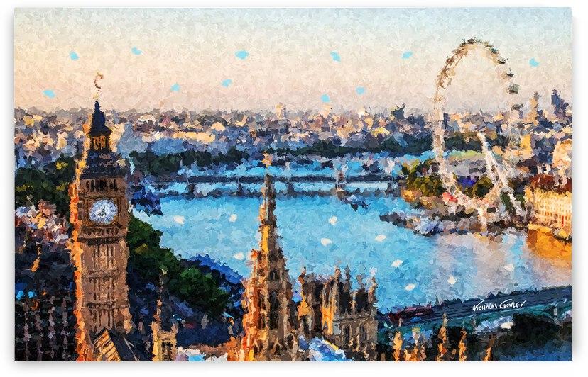 Big Ben by Nicholas Crowley