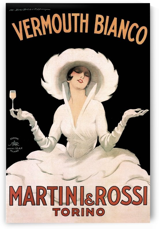 Leonetto Cappiello Cognac Monnet Vintage Ad Art Print Poster by VINTAGE POSTER