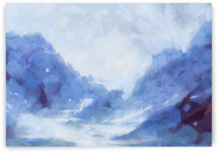 Risk Management in the Alps 1 by Steven Sandner
