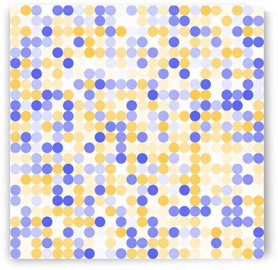 Circle Dots Pattern by rizu_designs