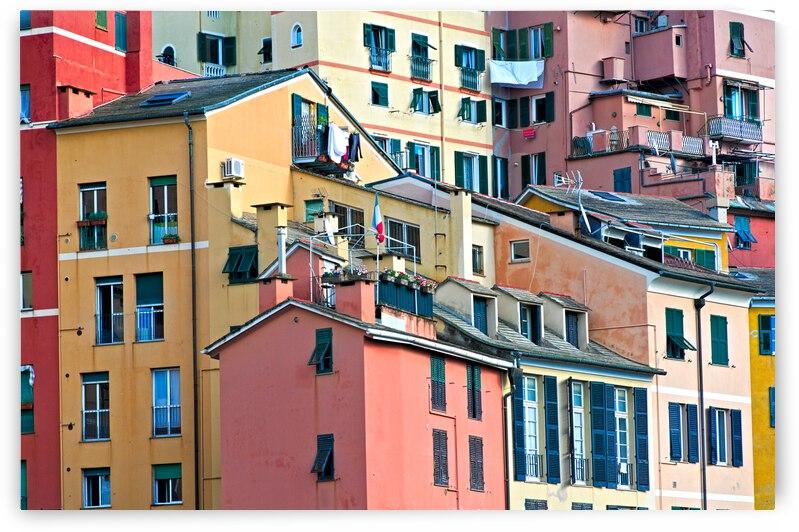 Genoa by Giulio Bardelli