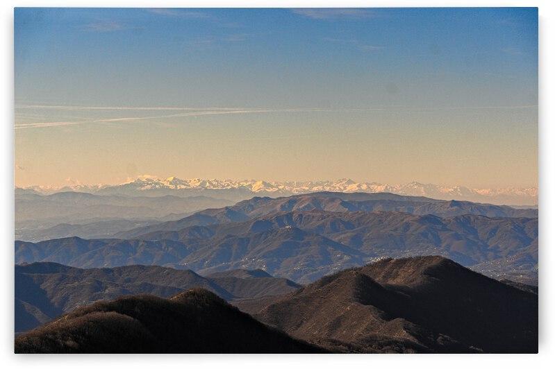 Landscape by Giulio Bardelli