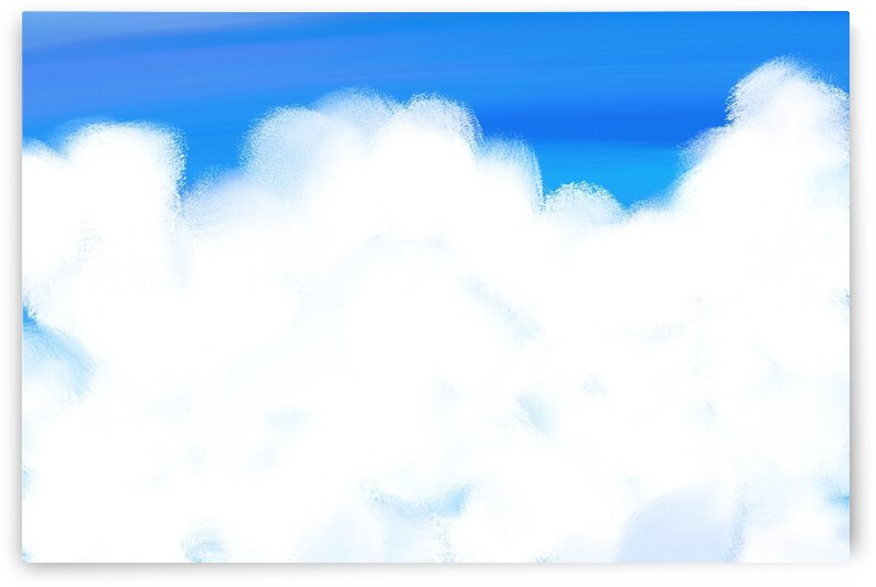 Clouds by Isra Aara Ibrahim Shafeeu