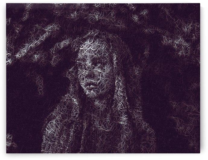 Liza dream2 by Jean-Francois Dupuis