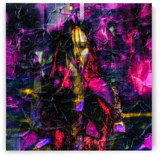 Purple Palmira  by Jean-Francois Dupuis