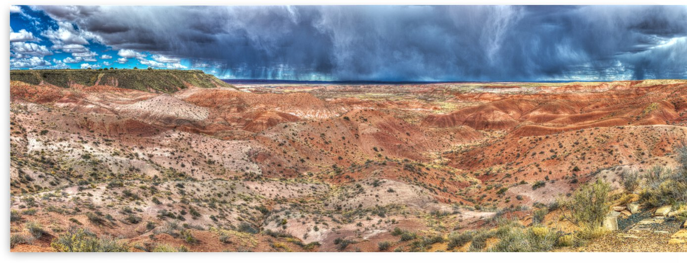 Painted Desert No. 3 by Charnesky Photography