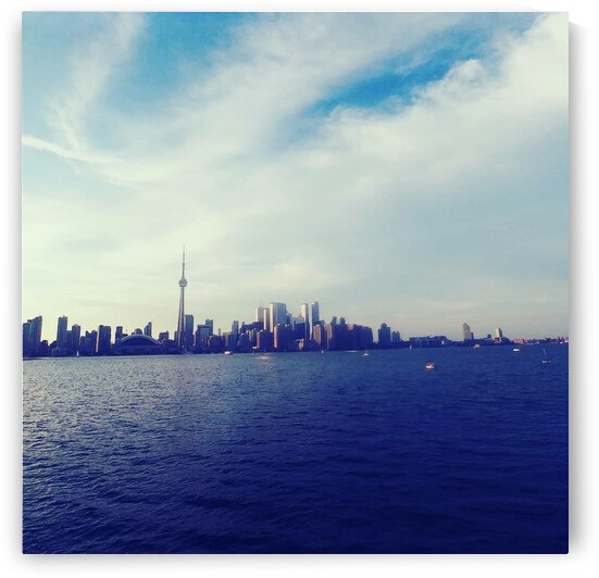 Toronto Lake View by Spilling Emotions