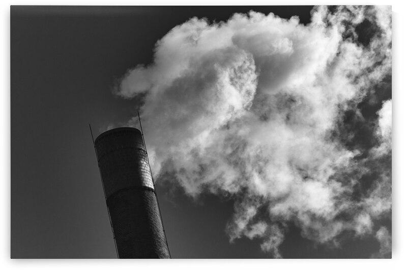 SMOKESTACK NUMBER TEN by Bob Orsillo
