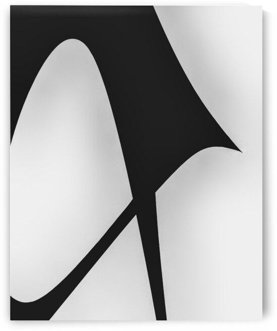 Abstract Sailcloth 5 by Bob Orsillo