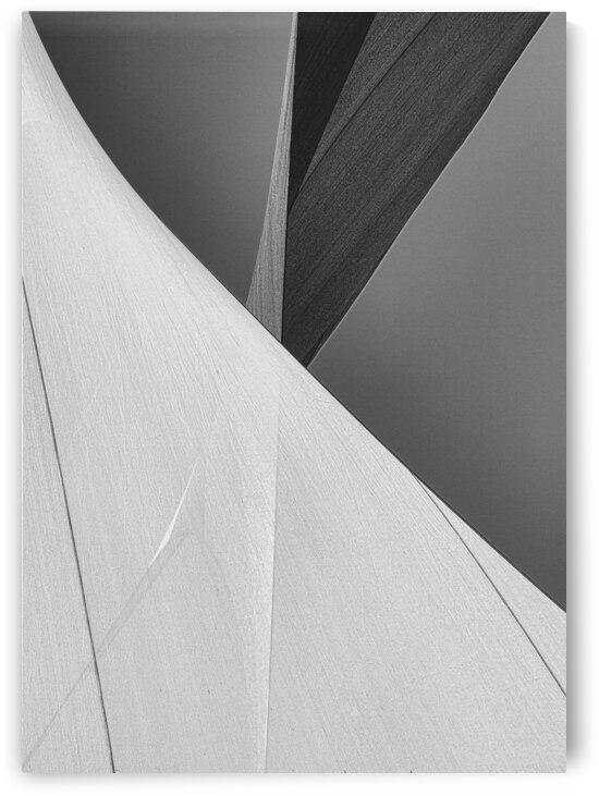 Abstract Sailcloth 2 by Bob Orsillo