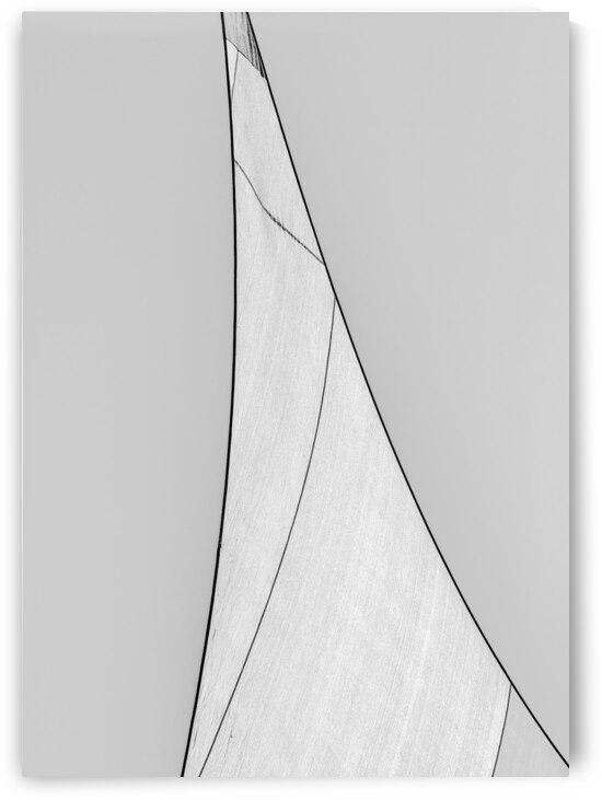 Abstract Sailcloth 18 by Bob Orsillo