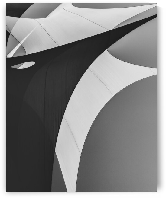 Abstract Sailcloth 4 by Bob Orsillo