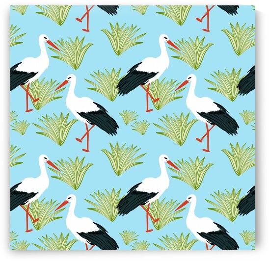 Storks by 83 Oranges