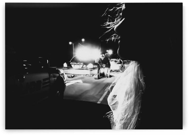 Undercover Policewoman by Bob Orsillo
