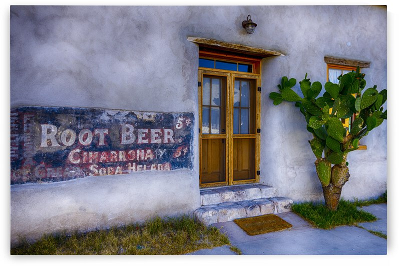Barrio Home No. 1 by Charnesky Photography