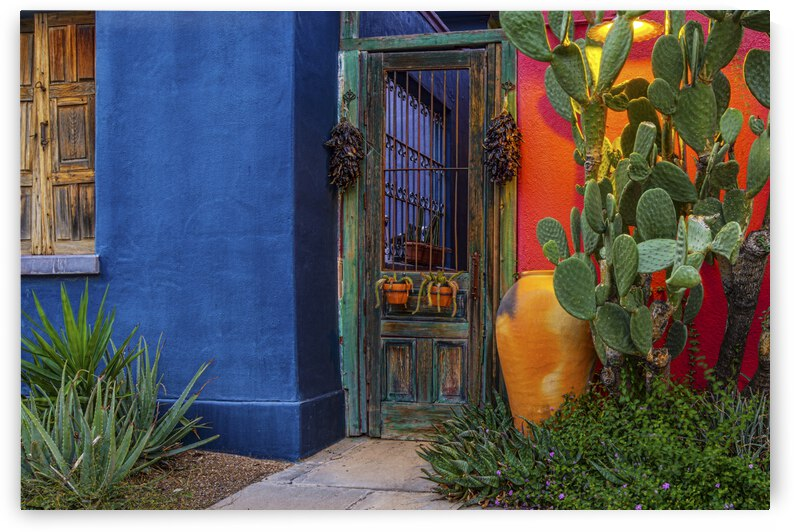 El Presidio Color No. 1b by Charnesky Photography