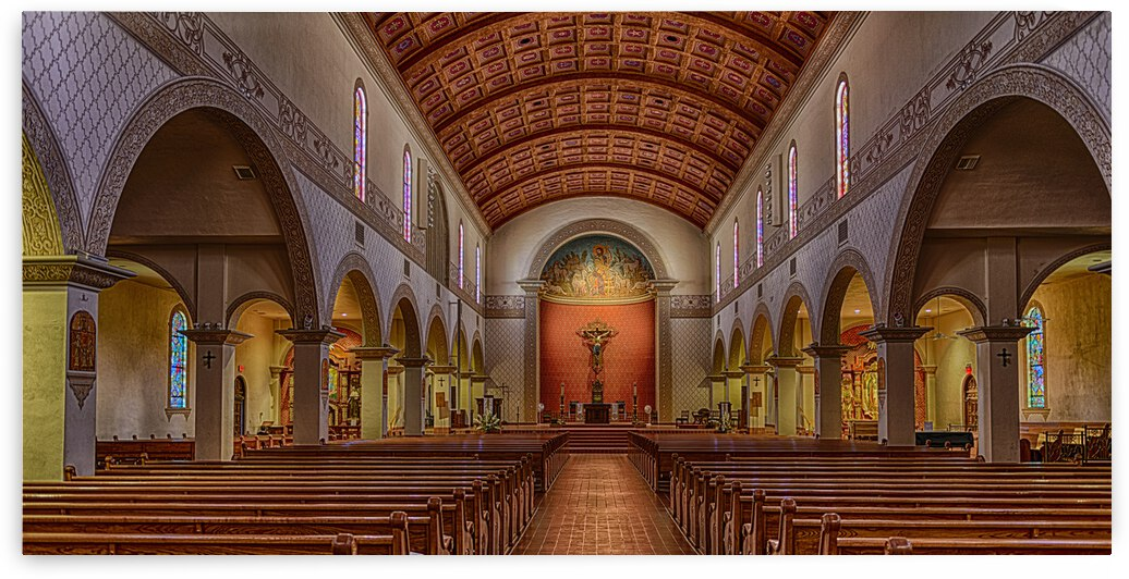 St. Augustine No. 1 by Charnesky Photography