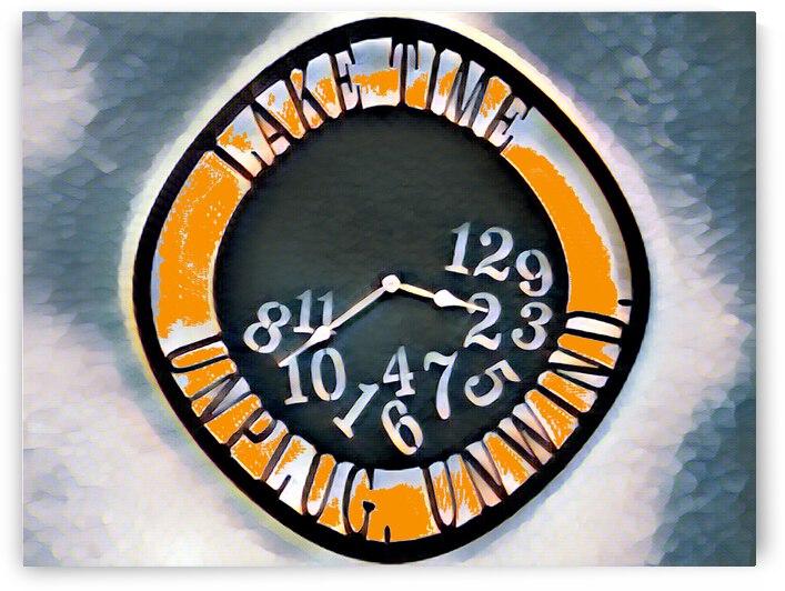 Clock II by Flodor