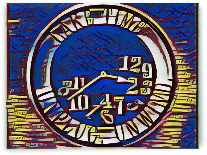 Clock I by Flodor