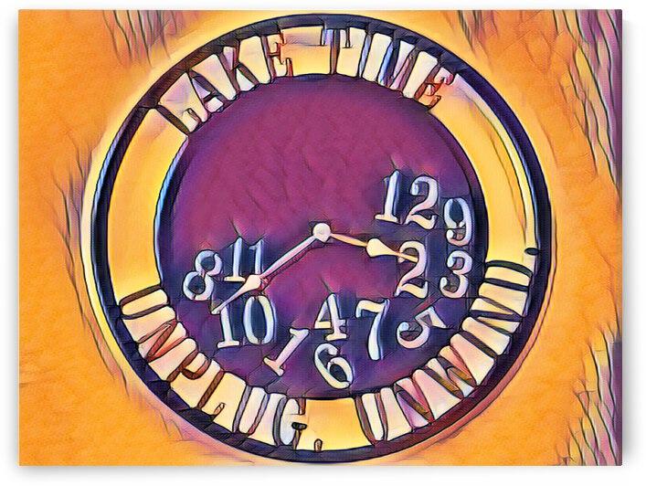 Clock by Flodor