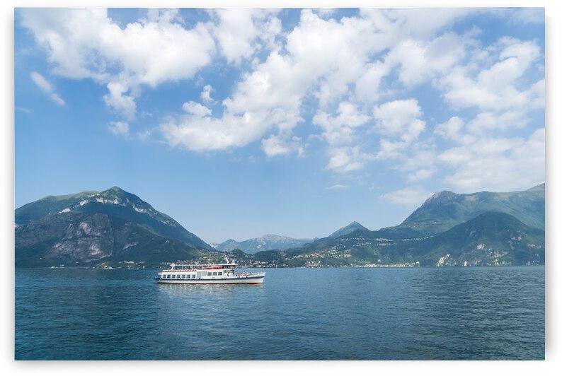 Lake Como Gems - Menaggio to Bellagio Ferry Crossing by GeorgiaM