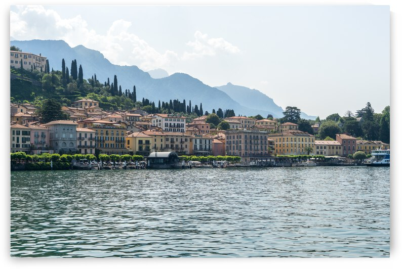 Sailing Around Famous Bellagio on Lake Como Italy - Fantabulous Waterfront Hotels and Villas by GeorgiaM