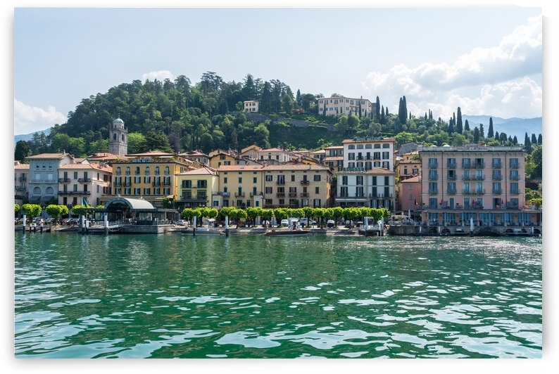 The Pearl of Lake Como - Bellagio Ritzy Waterfront Villas and Hotels by GeorgiaM