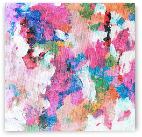 Peachy by Connie Schofield Art