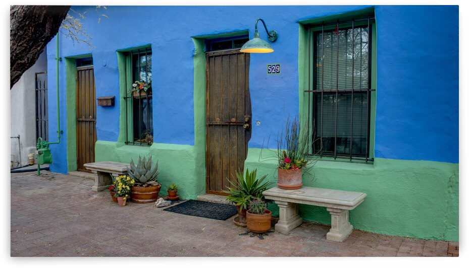 Barrio Home No. 3 by Charnesky Photography