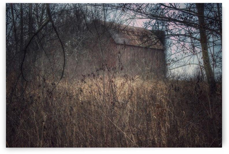 0025   Mayville s Hidden Barn I  0025 BAR 120316 0117P  by Sheryl L Sutter