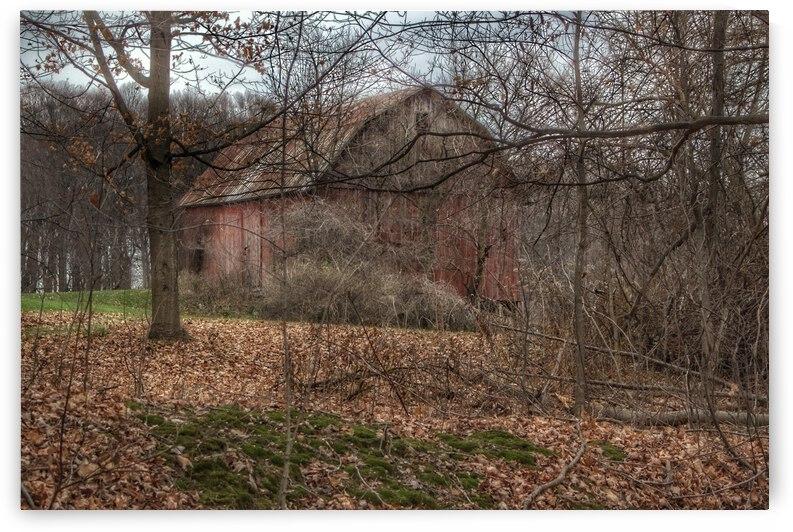 0026   Mayville s Hidden Barn II  0026 BAR 120316 0117P  by Sheryl L Sutter