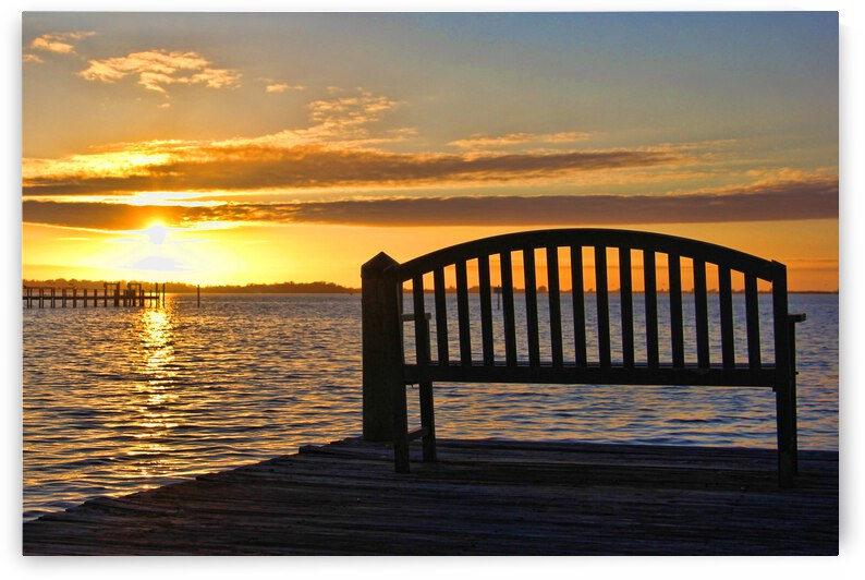 Stay Awhile  by HH Photography of Florida