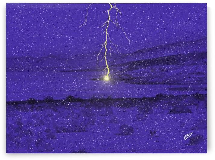 Thundersnow by Liam David