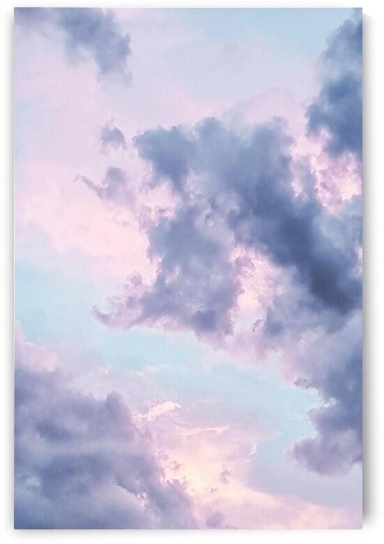 clouds make me feel alive by Reg Bender