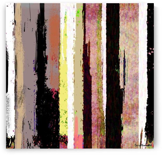 Tattered Curtains by David Abrams Art