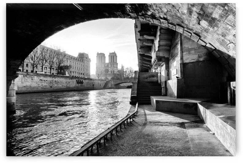 Under the bridge by Hassan Bensliman