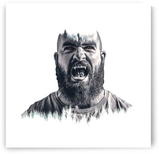 The Scream by Max Stark