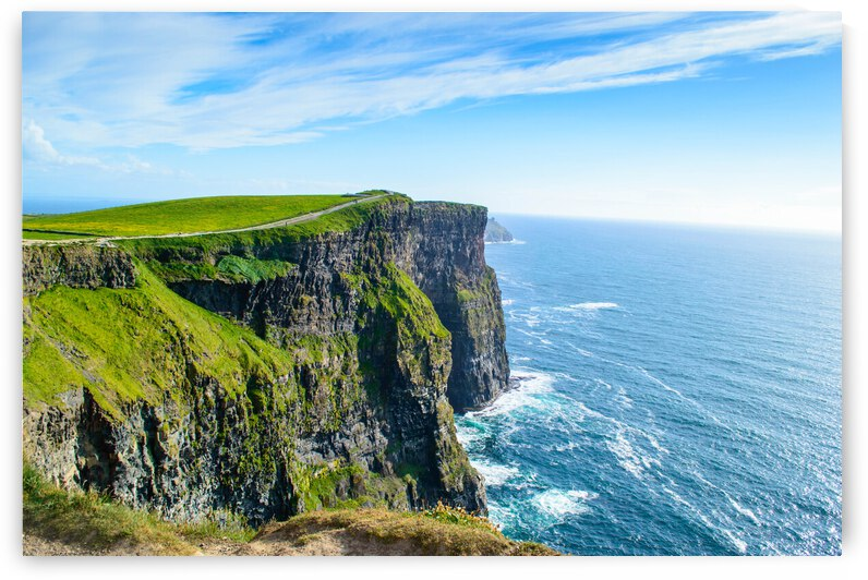 Cliffs of Moher by Monica Roberts Photography