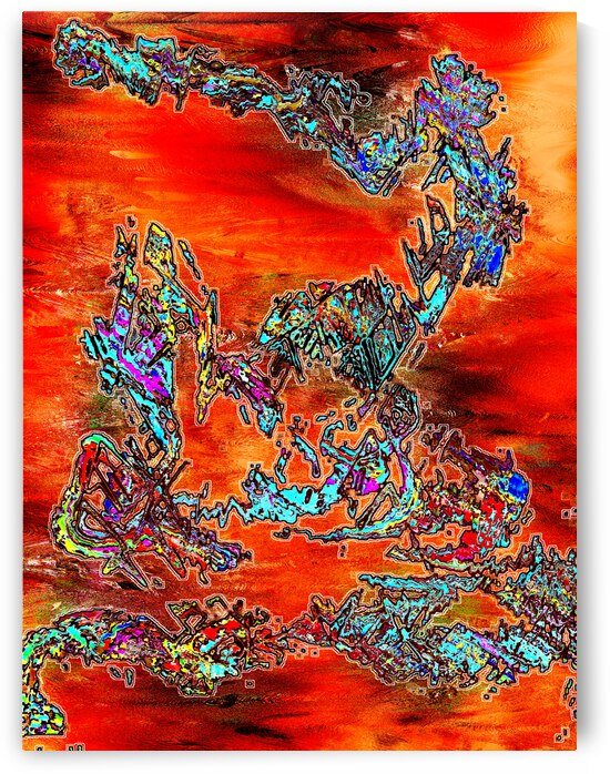 Fire Water by Helmut Licht